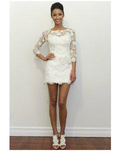 Короткое свадебное платье купить минск